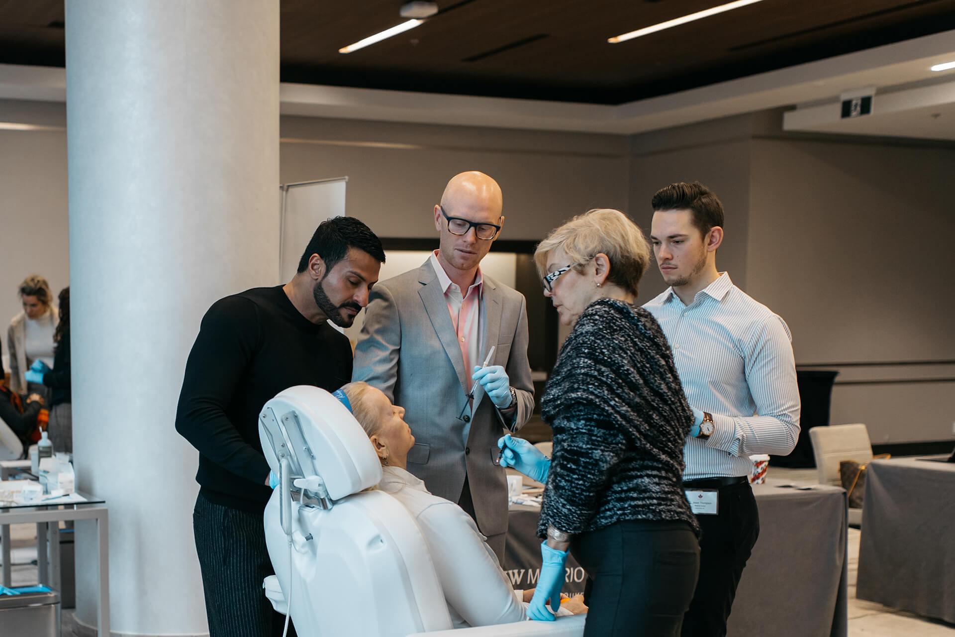 Dr Dargie Medical Aesthetics - Botox course vernon